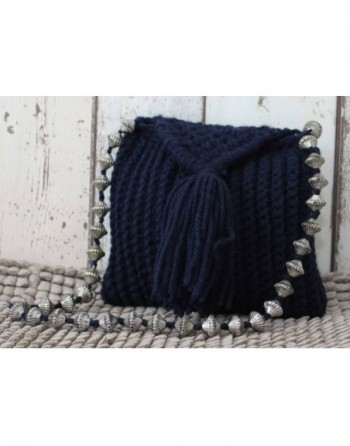 Donkerblauw ketting