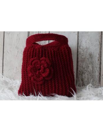 Rood klassiek bloem